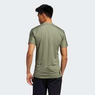 adidas Five Ten Trailcross T-Shirt Funktionsshirt Herren Grün