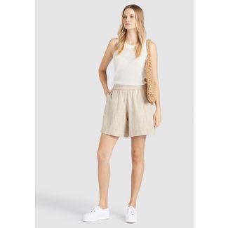 Khujo KLARA Shorts Damen beige