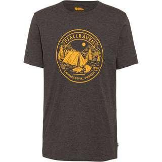 FJÄLLRÄVEN Lägerplats T-Shirt Herren stone grey