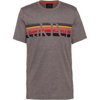 Peak Performance Explore Printshirt Herren grey melange