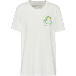 Patagonia Fiber Activist T-Shirt Damen white