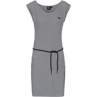 WLD SUMMER REDEMPTION III Jerseykleid Damen navy stripes