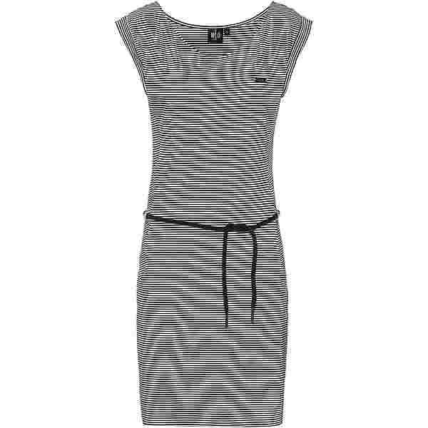 WLD SUMMER REDEMPTION III Jerseykleid Damen navy stripes