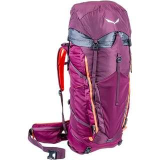 SALEWA ALPTREK 50 BP WS Trekkingrucksack Damen dark purple