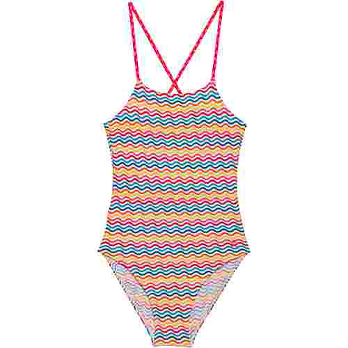 COLOR KIDS Nifli Badeanzug Kinder pink lemonade