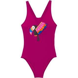 COLOR KIDS Elea Badeanzug Kinder berry