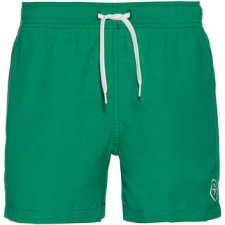 COLOR KIDS Bungo Badeshorts Kinder green golf
