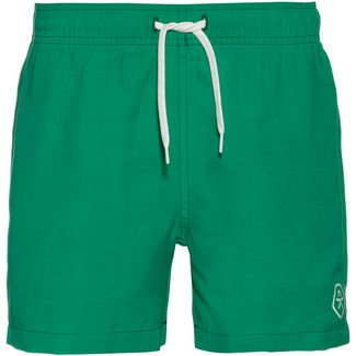 COLOR KIDS Bungo Badeshorts Kinder green golf