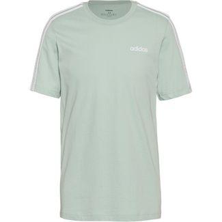 adidas 3S T-Shirt Herren green tint