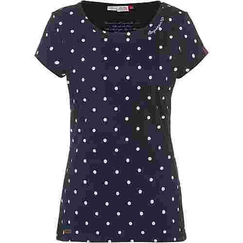 Ragwear Mint T-Shirt Damen navy