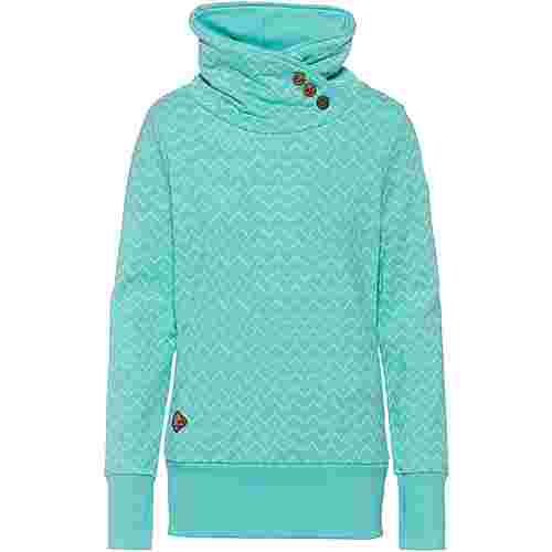 Ragwear Angel Sweatshirt Damen mint