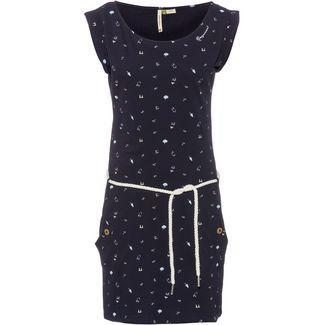 Ragwear Tag A Organic Jerseykleid Damen navy