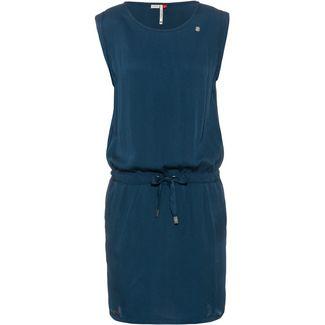 Ragwear Mascarpone Kurzarmkleid Damen denim blue