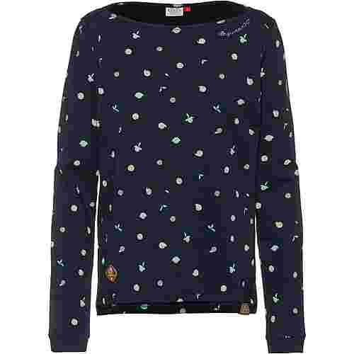 Ragwear Pardi Sweatshirt Damen navy