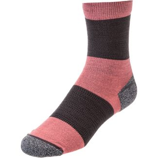 OCK Wandersocken Damen rose