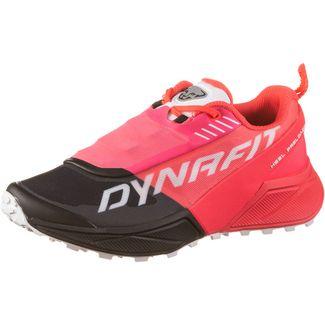 Dynafit ULTRA 100 Trailrunning Schuhe Damen fluo pink-black
