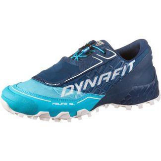 Dynafit FELINE SL Trailrunning Schuhe Damen poseidon-silvretta