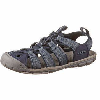Keen Clearwater CNX Outdoorsandalen Herren BLUE/STEEL GREY