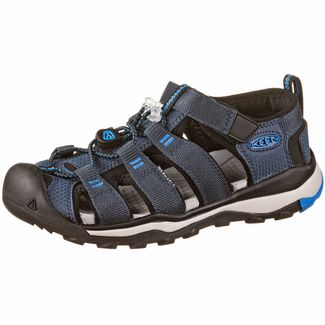 Keen Newport Neo H2 Wanderschuhe Kinder blue nights-brilliant blue