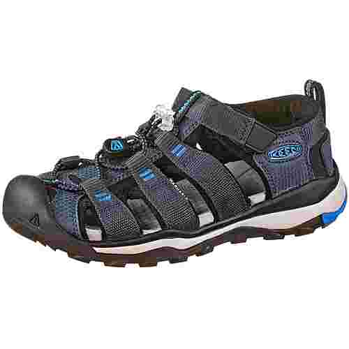 Keen Newport Neo H2 Outdoorsandalen Kinder blue nights-brilliant blue