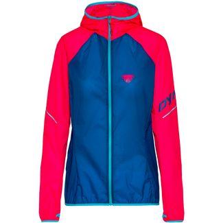 Dynafit Alpine Windbreaker Damen fluo pink