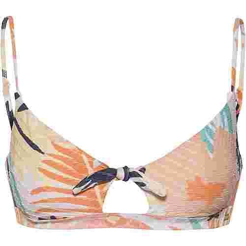 Roxy Bikini Oberteil Damen peach blush bright skies s