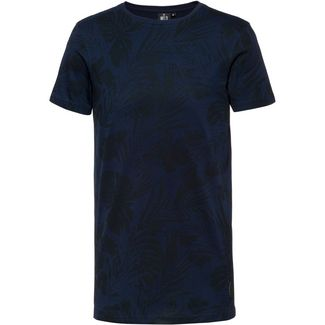 WLD BLACK AS NIGHT T-Shirt Herren navy