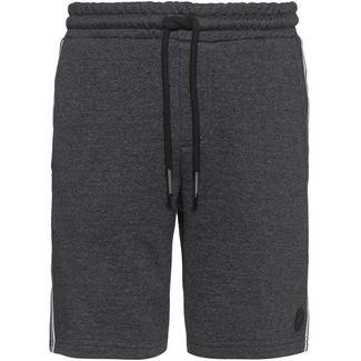 WLD SUNSET LOVER Shorts Herren dark grey melange