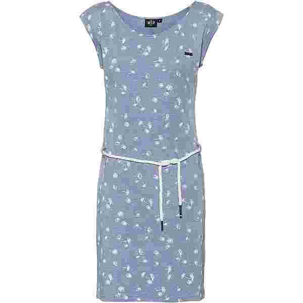 WLD SUMMER REDEMPTION III Jerseykleid Damen blue
