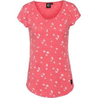 WLD SOUTH BODY II T-Shirt Damen coral