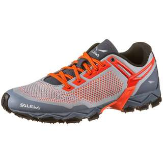 SALEWA LITE TRAIN K Multifunktionsschuhe Damen blue fog-fluo coral
