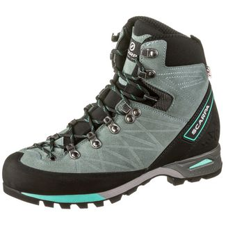 Scarpa Marmolada Pro HD Wanderschuhe Damen conifer-ice green