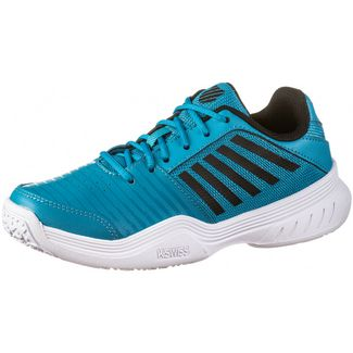 K-Swiss Court Express Omni Tennisschuhe Kinder algiers blue-black-white
