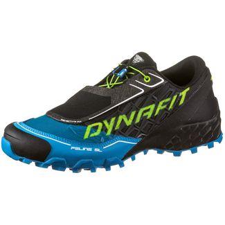 Dynafit FELINE SL Trailrunning Schuhe Herren asphalt-methyl blue