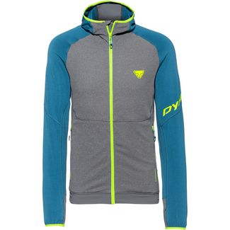 Dynafit Transalper Thermal Fleecejacke Herren mykonos blue
