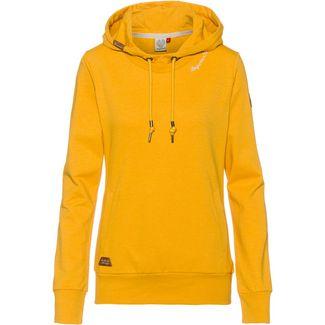 Ragwear Nerra Hoodie Damen yellow
