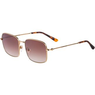 Kapten & Son Orlando Sonnenbrille gold brown