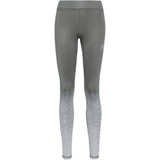 La Sportiva Patcha Tights Damen clay/hibiscus