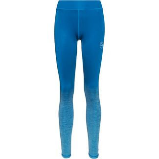 La Sportiva Patcha Tights Damen neptune-pacific blue