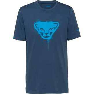 Dynafit Graphic T-Shirt Herren midnight navy