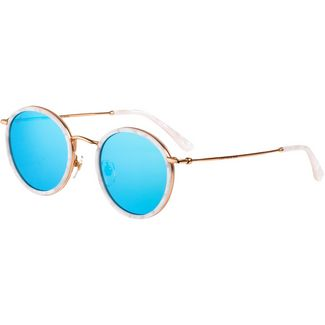 Kapten & Son Amsterdam Sonnenbrille pearl blue mirrored