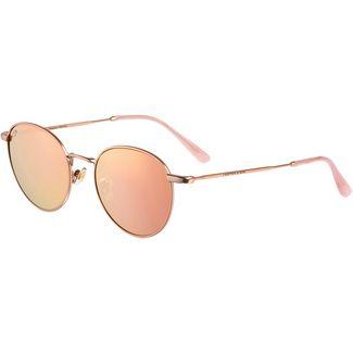 Kapten & Son London Sonnenbrille all pink mirrored