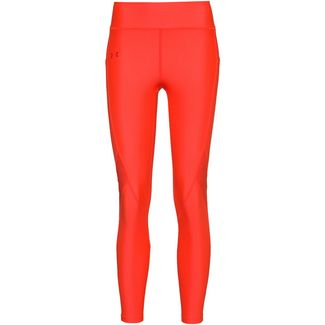 Under Armour HeatGear Tights Damen red