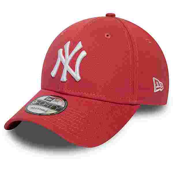 New Era 9Forty New York Yankees Cap coral