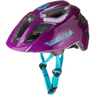 SCOTT Spunto Junior (CE) Fahrradhelm Kinder deep purple