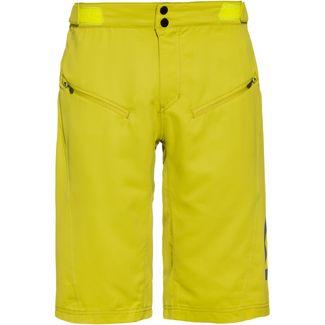 SCOTT Trail Vertic W/Pad Fahrradshorts Herren lemongrass yellow
