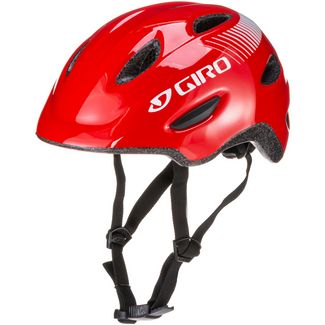 Giro Scamp Fahrradhelm Kinder bright red
