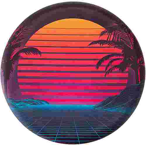 Sunflex Wingman 90' Sunset Wurfscheibe bunt
