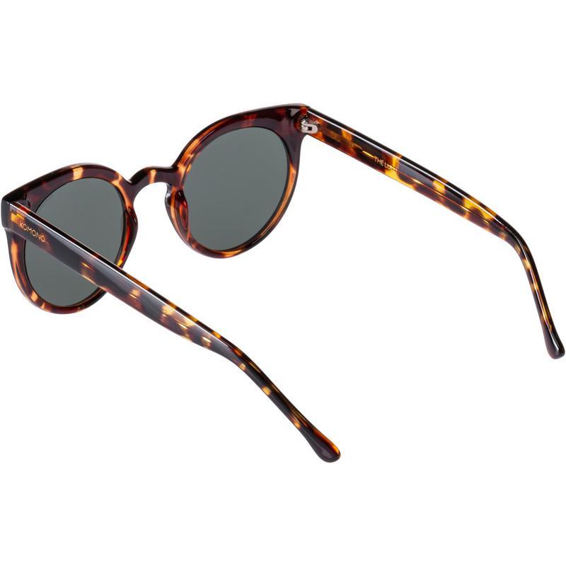 Artikel klicken und genauer betrachten! - Komono LULU S2002. Vintage Sonnenbrille im Tortoise-Look mit geschlossener Rahmenkonstruktion; anatomisch geformter Nasensteg; Polycarbonat Gläser; Schutzkategorie: 3; inklusive Etui.   im Online Shop kaufen
