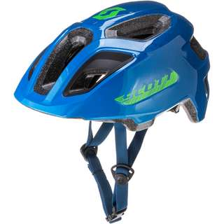 SCOTT Spunto Junior (CE) Fahrradhelm Kinder skydive blue